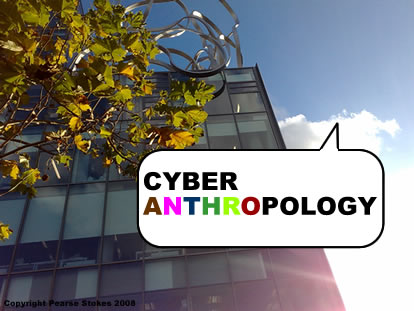 Cyber Anthropology Image